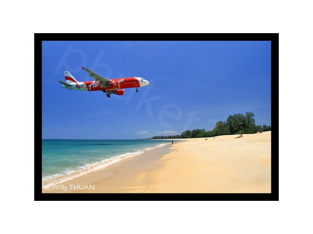 CHEAP FLIGHT BANGKOK-PHUKET AIR ASIA