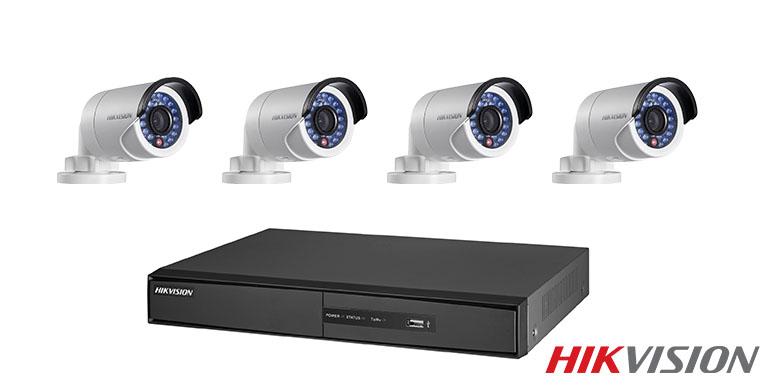 บริษัทรับติดตั้งกล้องวงจรปิด HIKVISION DAHUA พร้อมสำรวจหน้างานฟรี