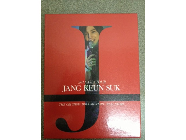 2011 Asia Tour Jang KeunSuk The Cri Show