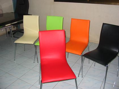 รับผลิตเก้าอี้เบาะหนังพร้อมขายราคาถูกสุดๆ